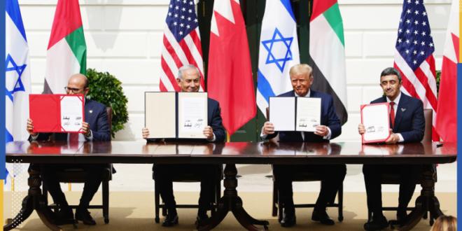 تقرير اسرائيلي : اسرائيل تجري اتصالات مع السعودية والامارات والبحرين لتشكيل حلف امني ضد ايران