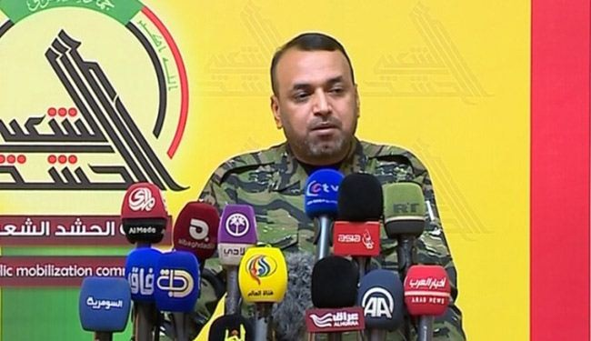 المتحدث الرسمي باسم الحشد الشعبي : سيشارك الحشد بقوة في معركة تحرير تلعفر