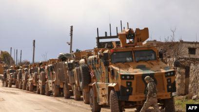 وزارة الدفاع الروسية : السبب في أزمة إدلب هو عدم تنفيذ تركيا لالتزاماتها ونقل تركيا مدرعاتها والذخائر عبد الحدود الى ادلب