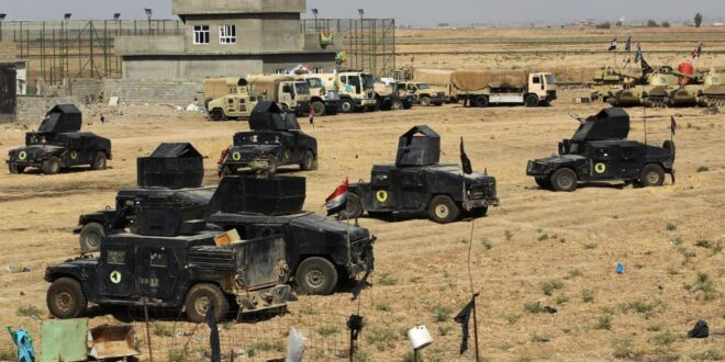 قيادة العمليات المشتركة تعلن انطلاق المرحلة الثانية من عملية ارادة النصر بشمال بغداد والمناطق المحيطة بها في ثلاث محافظات
