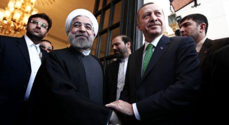 اردوغان يصل طهران لبحث اتخاذ الخطوات العسكرية الضرورية لمواجهة خطط البرزاني لانفصال كردستان والحيلولة دون تحققه
