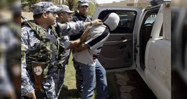 اعتقال قيادي في داعش باحد احياء بغداد كان يخطط لتنفيذ هجمات ارهابية تستهدف زوار الاربعين