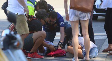 مقتل وجرح العشرات في برشلونه اثر قيام ارهابي متشدد في عملية دهس بشاحنة كبيرة