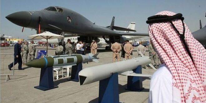 مجلس النواب الامريكي يصوت على منع تنفيذ صفقات اسلحة بقيمة  8.1 مليار دولار للسعودية وحلفاء اخرين