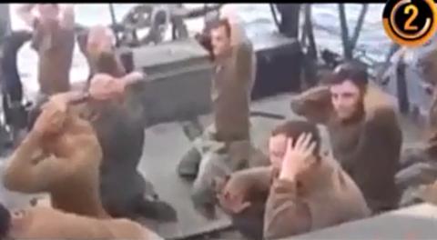 استسلام جنود امريكيين