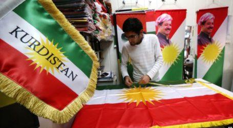 خلافات داخل حزب الاتحاد الديمقراطي الكردستاني الذي يتزعمه البرزاني حول استفتاء الانفصال ودعم اسرائيلي له