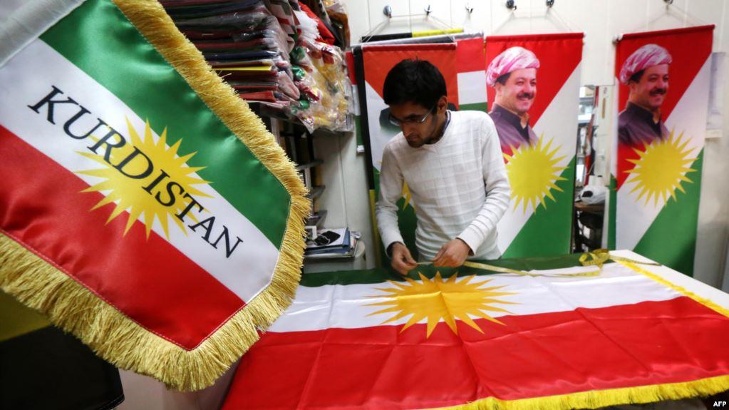 المسشتارة الالمانية تعلن معارضتها قيام دولة كردية شمال العراق مؤكدة ان قيامها لايخدم السلام