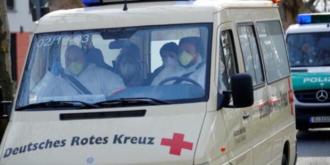 تسجيل 4751 حالة اصابة بفيروس الكورونا في المانيا ليرتفع عدد المصابين الى اكثر من سبعة وخمسين الف