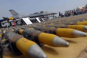 اسلحة اميريكة لاسرائيل