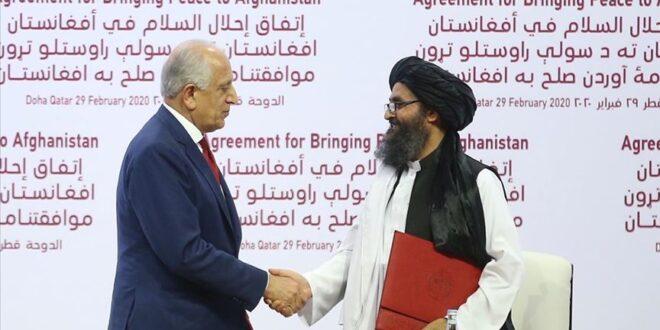 """المقاومة الأفغانية تدعو السلطات الأمريكية إلى التحقيق في اتفاقات""""الكواليس الخلفية"""" بين زلماى وطالبان"""