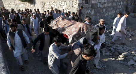 مقتل نحو 50 شخصا واصابة اكثر من 200 جريح في هجومين في افغانستان وطالبان تتبني
