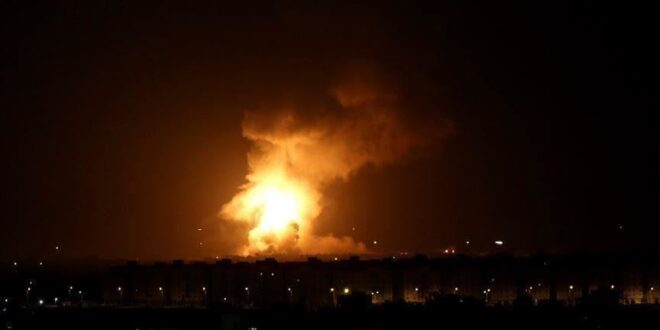 ثلاثة صواريخ كاتيوشا تستهدف الجانب الامريكي العسكري في مطار بغداد