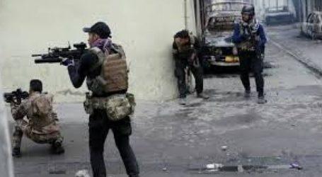 مسلحون يهاجمون دورية لجهاز مكافحة الارهاب شمال كركرك