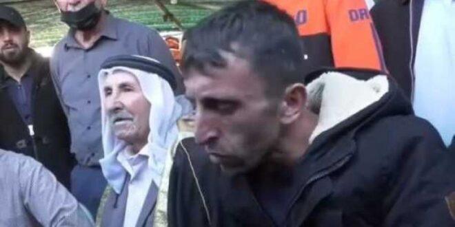 الاسير المحرر منصور الشحاتيت يخرج من سجون الاحتلال بجسد هزيل وذاكرة مفقودة بعد 17 عاما
