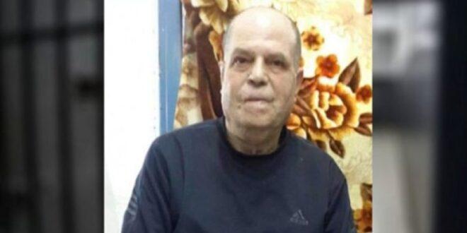 """وفاة الاسير الفلسطيني """" سعدي الغربلي """" اقدم اسير """" في سجون الاحتلال بسبب جريمة الإهمال الطبي له"""
