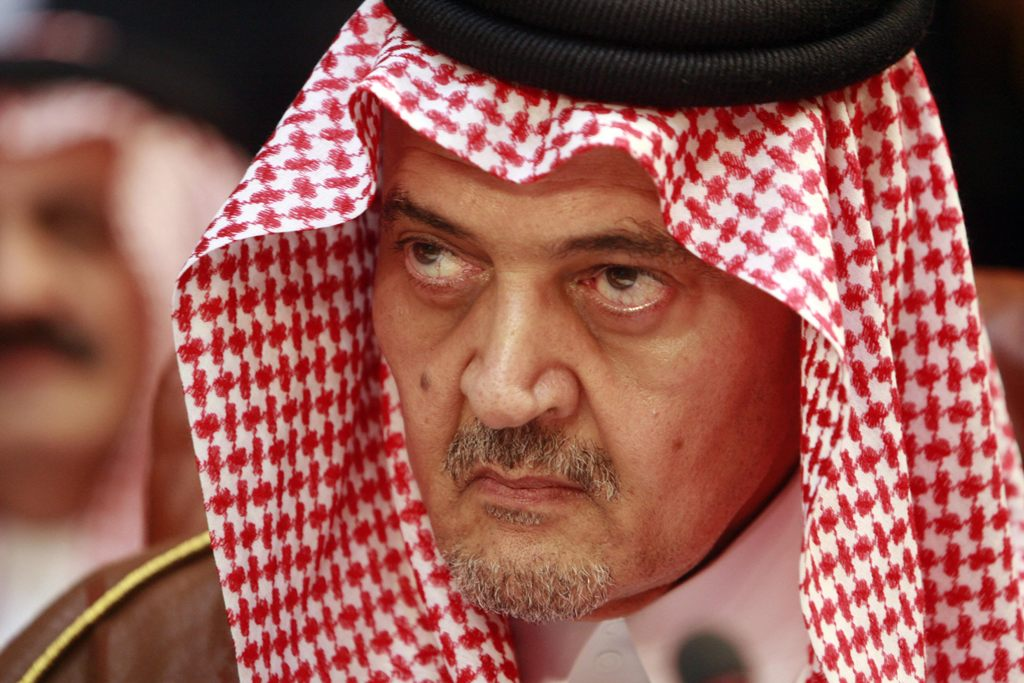 """النظام السعودي يصعد خطابه المعادي لروسيا بشان سوريا مستغلا فتح الغرب """"جبهة اوكرانيا"""" معها"""