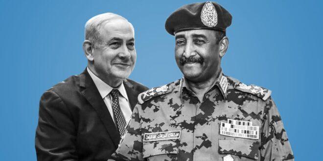 """""""هآرتس"""" الإسرائيلية :  العلاقات بين إسرائيل والسودان كانت تشهد دفئا في السنوات الأخيرة منذ قطعت الخرطوم مع طهران"""