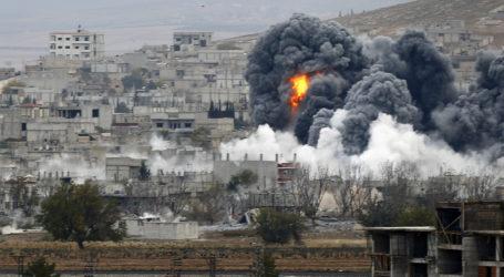 وزارة الدفاع الروسية تعلن القضاء على 180 إرهابيا في سوريا بينهم عناصر من القوقاز
