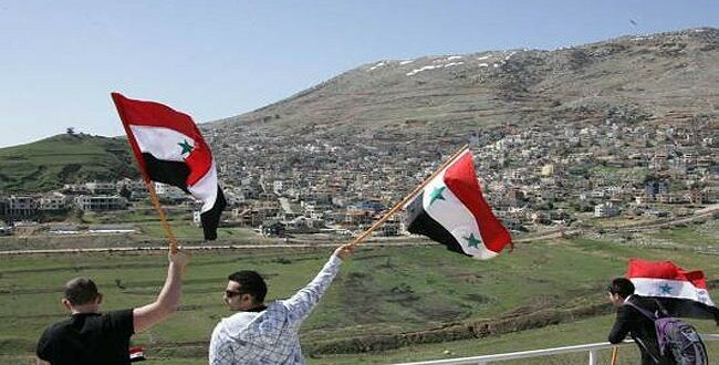 وزارة الخارجية الروسية ترد على ترامب :  الجولان ارض سورية احتلها اسرائيل