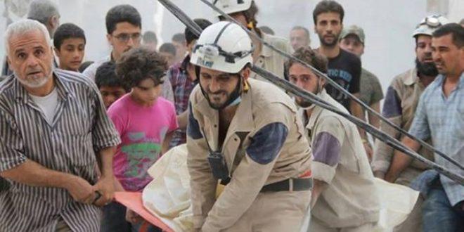 """الجيش الاسرائيلي يكشف عن اجلاء """" الخوذ البيضاء """" من جنوبي سوريا الى دول مجاورة بطلب من الولايات المتحدة"""