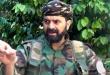 تشييع جثمان الشهيد اللواء الركن ناصر القويري قائد العمليات الصاروخية في المنطقة الحدودية مع السعودية