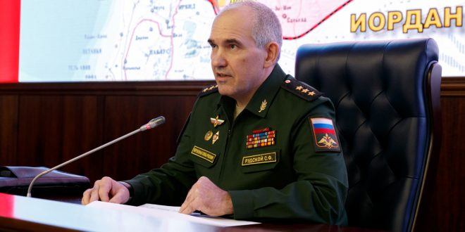 الجيش الروسي : معظم صواريخ العدوان الثلاثي على سوريا لم تصب أهدافها