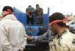 """القاء القبض على اربعة عناصر من داعش في الموصل كانوا """" يبتزون """" المدنيين ويجمعون المال منه"""
