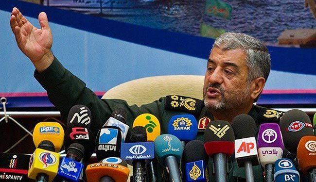 قائد حرس الثورة الاسلامية اللواء جعفري يكشف امتلاك ايران فائض من الصواريخ بعيدة المدى