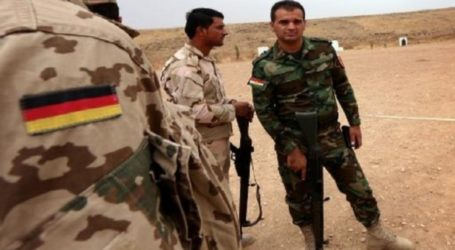 وزارة الدفاع الالمانية تعلق تدريب البيشمركة في العراق بهدف الحفاظ على وحدة العراق
