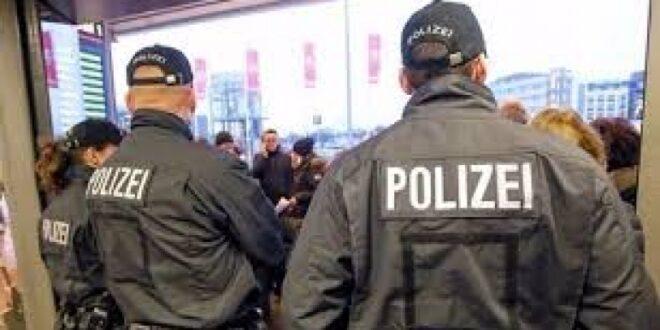 السلطات الالمانية تعتقل المانيا يعمل مع الجسش الالماني للاشتباه بالتجسس لصالح ايران