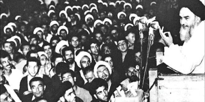 ايران : انتفاضة خرداد عام 1963 ضد نظام الشاه دفاعا عن الامام الخميني كانت الفتيل الذي اشعل لهيب الثورة الاسلامية ضد النظام