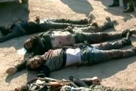 قتل واصابة 10 ارهابيين في الانبار اليوم الاثنين واستعدادات للجيش العراقي لاقتحام الفلوجة