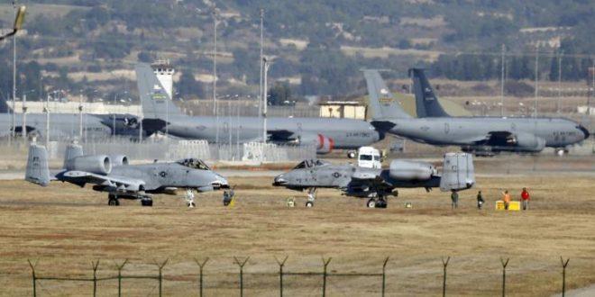 """رئيس الوزراء التركي يلدريم : لن نسمح للولايات المتحدة باستخدام """" قاعدة انجرليك """" الجوية ضد ايران"""