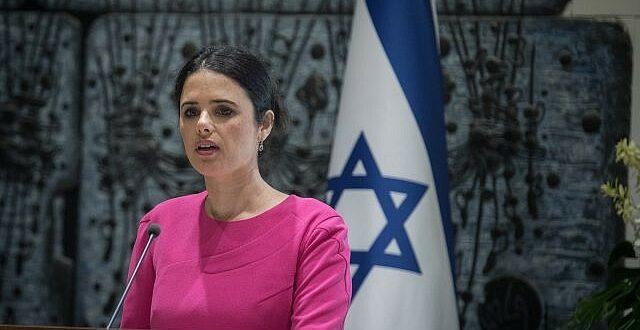 وزيرة اسرائيلية تصف الجزائريين والمغاربة والتونسيين بانهم حمقى وجهلة ويستحقون الموت