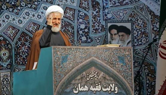 خطيب صلاة الجمعة في طهران : استطعنا ضمان امن سوريا والعراق وتحد اقتدار امريكا وتحطيم نفوذها