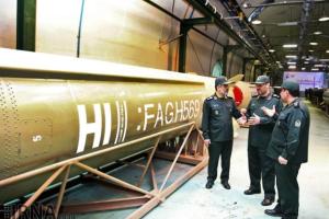 ايران مصنع صواريخ للحرس