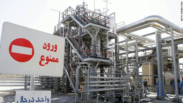 """على اكبر صالحي يعلن ترحيب الغرب بمقترح ايران باعادة تصميم منشاة """" اراك """" بما يخفض نسبة البلوتونيوم المنتج"""