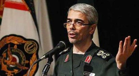 رئيس اركان الجيش الايراني يعلن توافق وجهات النظر مع تركيا برفض استفتاء كردستان حول الاستفتاء