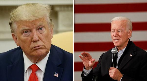 بايدن يتهم ترامب بإضعاف سمعة الأمريكيين بشكل خطير