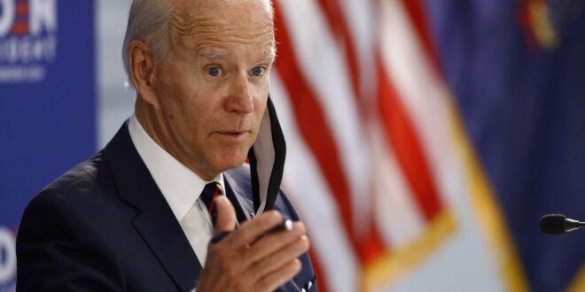 بايدن : سياسة ترامب دفعت ايران الى زيادة قدرتهم على امتلاك مواد نووية