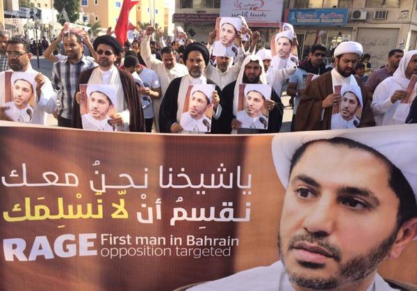 العفو الدولية : الشيخ علي السلمان زعيم المعارضة البحرينية سجين راي وعلى نظام ال خليفة الافراج عنه فورا