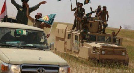 قيادة الحشد الشعبي تعلن تحرير القيروان قرب الحدود السورية من عناصر داعش الوهابي