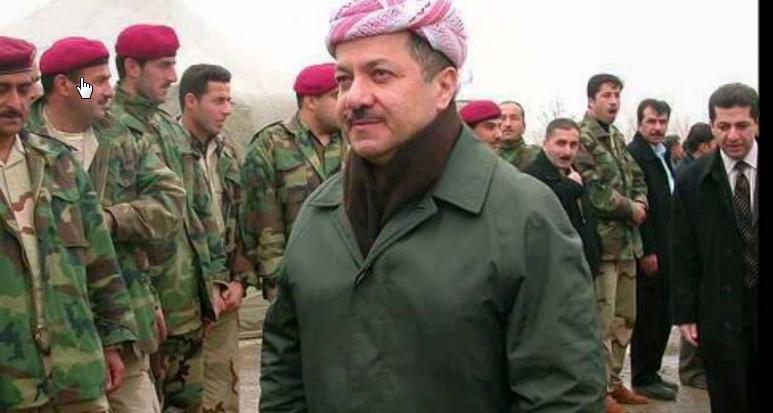 مسعود البرزاني يهدد بانهاء مشاركة الاقليم في الحكومة المقبلة اذا لم تظهر بوادر تغيير