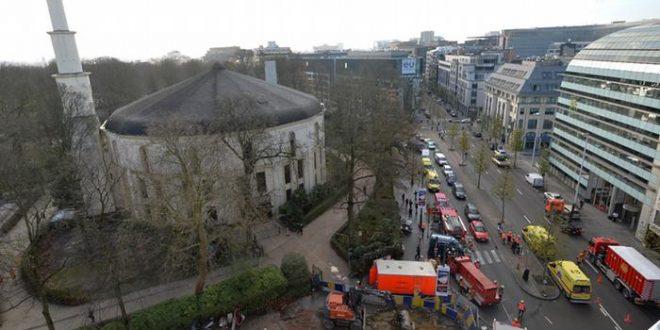 السلطات البلجيكية تلغي اتفاقها مع النظام السعودي يمنحه حق ادارة المسجد الكبير في بروكسل بعد ادلة عن نشر التشدد في البلاد