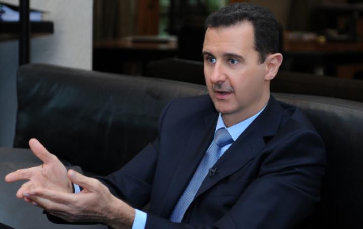 بشار الاسد : كلنا في سوريا غاضبون من سرقة النفط السوري ولكن لايوجد نظام دولي ولاقانون دولي وامريكا ناهب ثروات البلدان