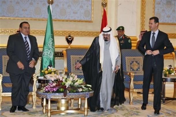 مشروع امني وسياسي سعودي لاحتواء سوريا وابعادها عن ايران ومحاصرة حزب الله سياسيا