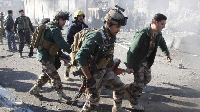 ارهابيون يقتلون 4 من رجال الشرطة شمال بابل ومقتل اثنين منهم يحملان الجنسية القطرية