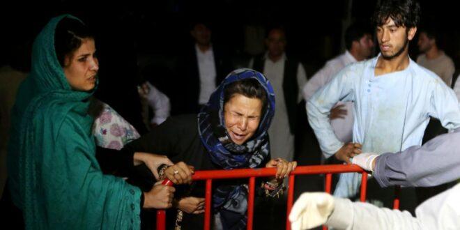 """ارتفاع عدد شهداء الهجوم الانتحاري الذي استهدف حفل زفاف للاقلية الشيعية في """" كابل """" الى  63 شهيدا وإصابة 200 اخرين"""