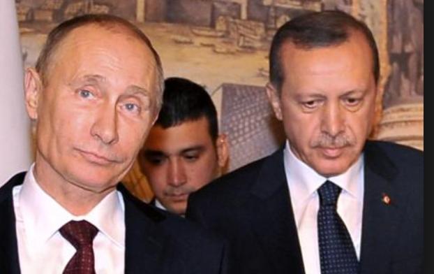 بوتين : توصلنا مع أردوغان إلى حلول مصيرية حول سوريا واتفقنا على تحريرها من الوجود العسكري غير الشرعي