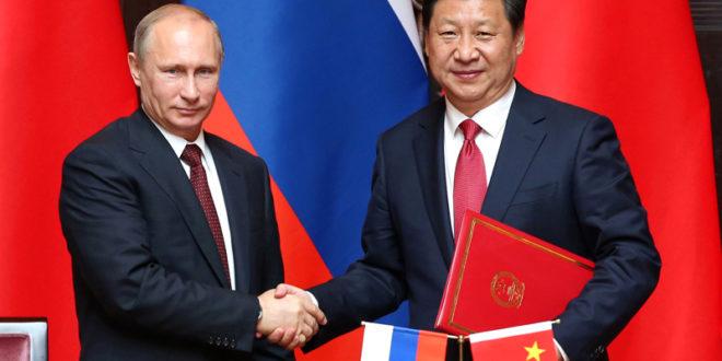 غضب روسي وصيني من اعلان واشنطن فرض العقوبات على الجيش الصيني بسبب شرائه اسلحة روسية